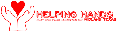Helping Hands of Midland, Texas Logo